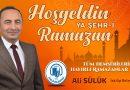 Belediye Başkanımız Ali Sülük'ün Ramazan Mesajı